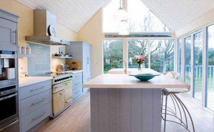 Vaulted Roof Kitchen Extension Extensions