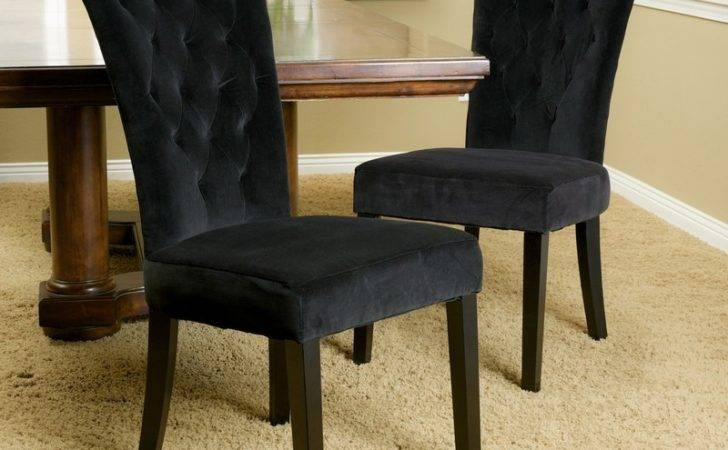 Velvet Dining Room Chairs Home Design Ideas