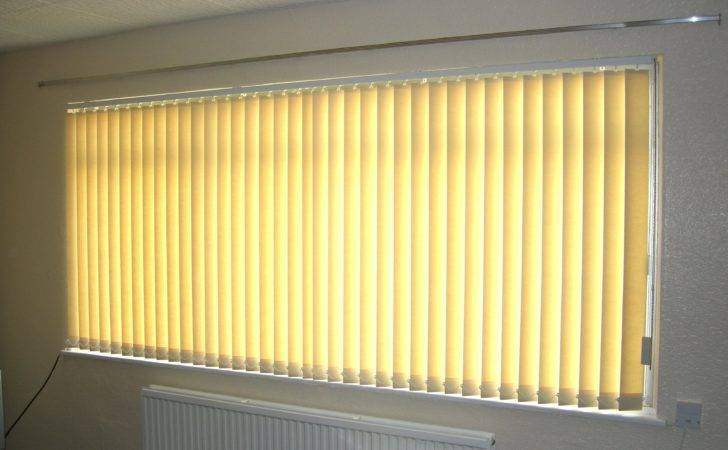 Vertical Blinds Bury Curtains