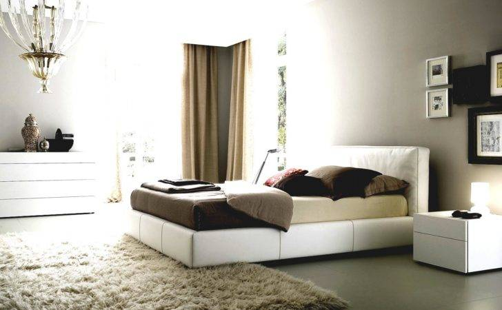 Very Beautiful Bedroom Decorating Large Bed