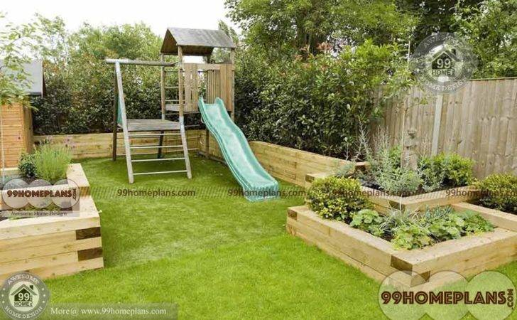 Very Small Garden Ideas Kids Play Sitting Areas