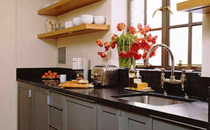 Very Small Kitchen Decorating Ideas Deductour