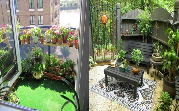 Very Small Patio Decorating Ideas Apartment
