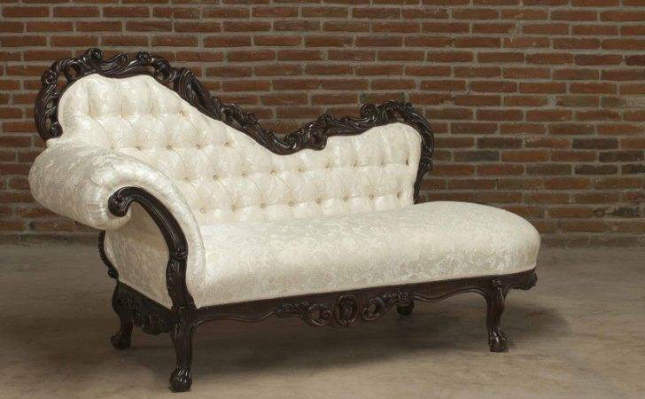 Victorian Chaise Lounge Furniture