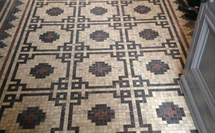 Victorian Mosaic Cleaning Maintenance Advice