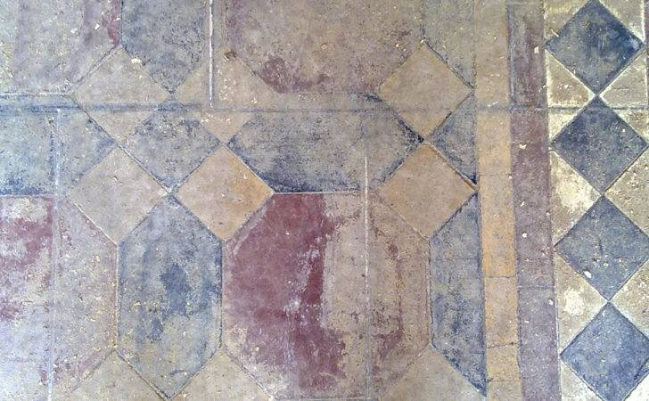 Victorian Mosaic Tile Cleaning North London