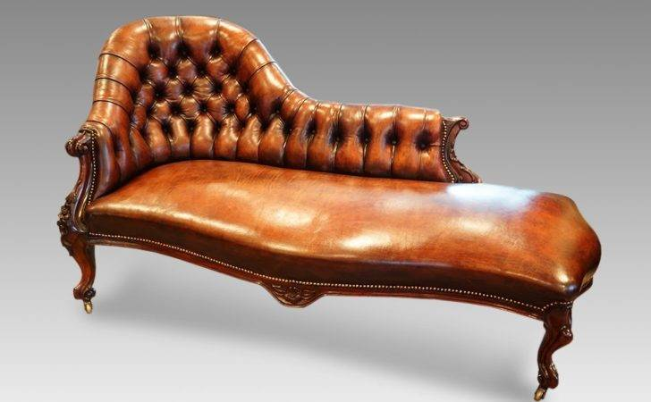 Victorian Rosewood Chaise Lounge Antiques Atlas
