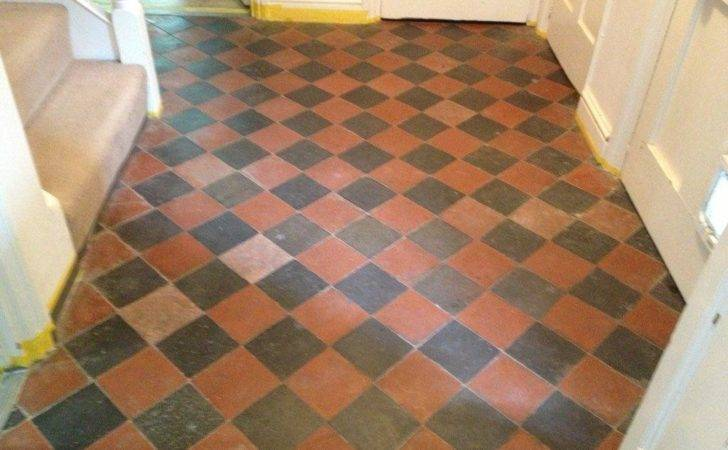 Victorian Tile Restoration Oxfordshire Cleaning