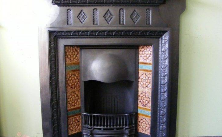 Victorian Tiled Fireplace Victoriana Fireplaces