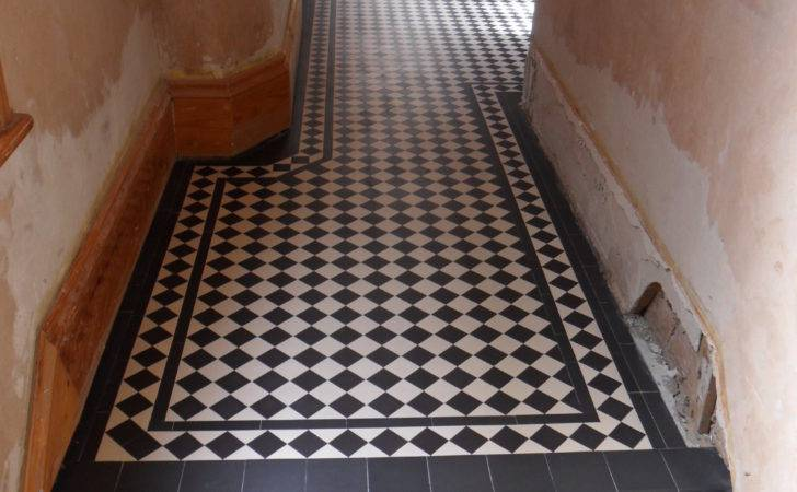 Victorian Tiled Hallways London Tiling