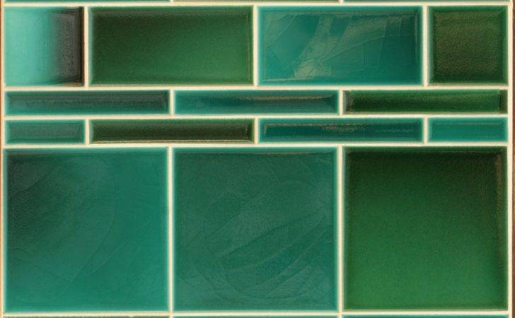 Victorian Turquoise Wall Tiles