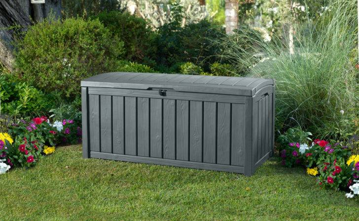 Vidaxl Keter Glenwood Outdoor Storage Box
