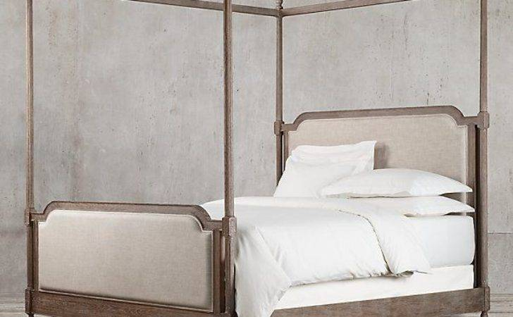 Vienne French Four Poster Bed Master Bedroom
