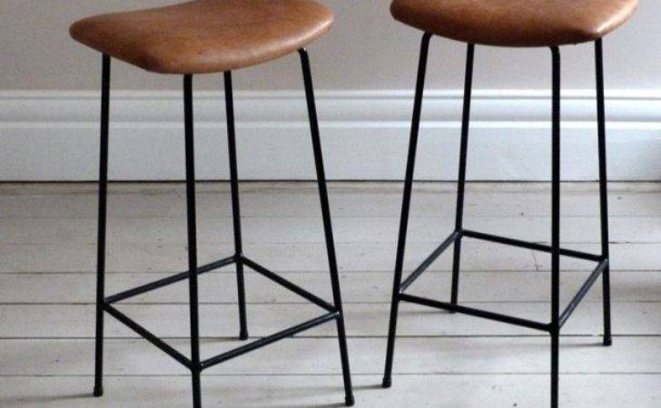 Vintage Bar Stools Ideas Stool Inspiration Ordinary