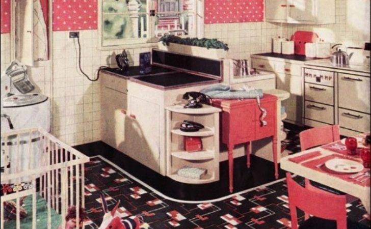 Vintage Clothing Love Kitchen Inspirations