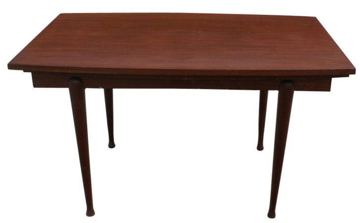 Vintage Danish Mahogany Dining Extension Table
