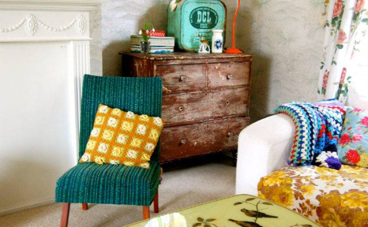 Vintage Decorating Ideas Your Living Room