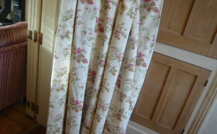 Vintage Laura Ashley Curtains