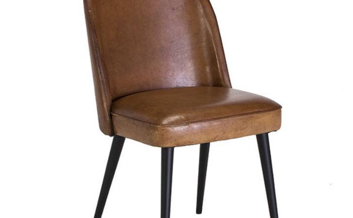 Vintage Leather Chair Dining Chairs Barker Stonehouse