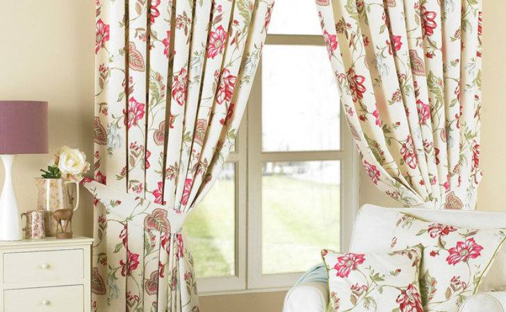 Vintage Shabby Chic Curtains Curtain