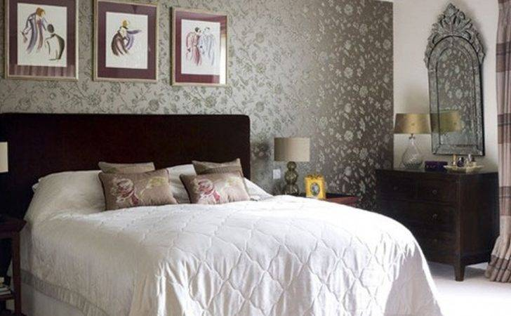 Vintage Style Bedroom Wallpaperhdc