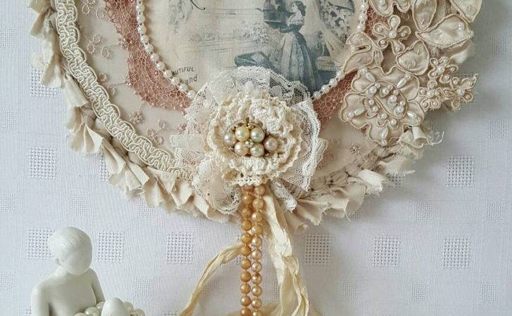 Vintage Style Dreamcatcher Shabby Chic Decor Gift Her