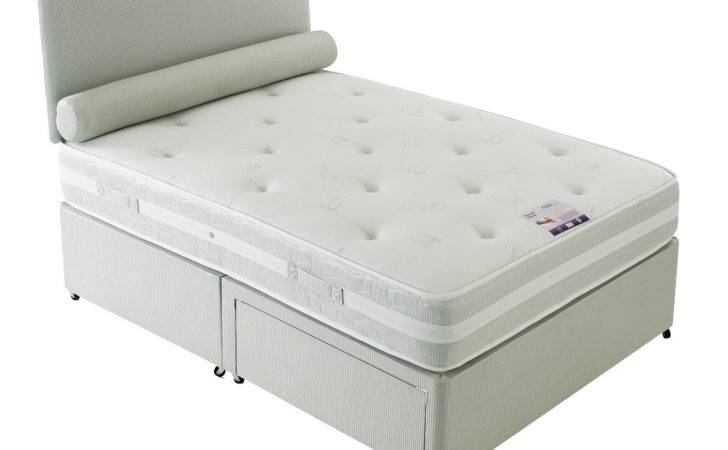 Vogue Vasco Star Pocket Sprung Divan Set Next Day