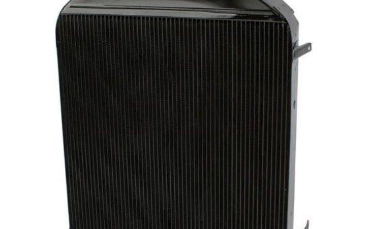 Walker Series Ford Model Radiator