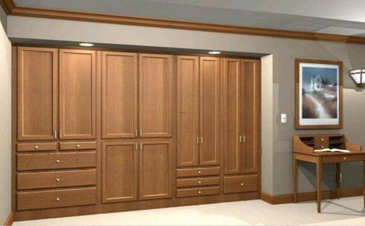Wall Closet Design Ideas Wardrobe