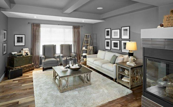 Wall Color Matching Room Transitional White