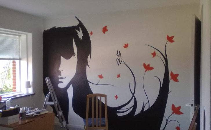 Wall Decal Quotes Silhouette Paintings Transform Wallls