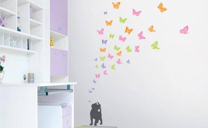 Wall Decals Sticker Ideas Children Bedrooms Vizmini