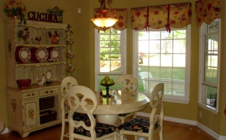 Wall Design Country Kitchen