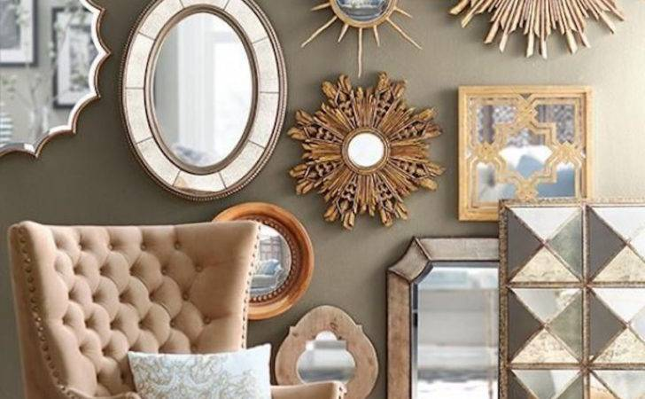 Wall Mirror Ideas Give Unique Look