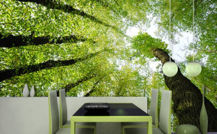 Wall Mural Forest Dreams Decor