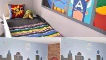 Wall Mural Inspiration Ideas Little Boys Rooms