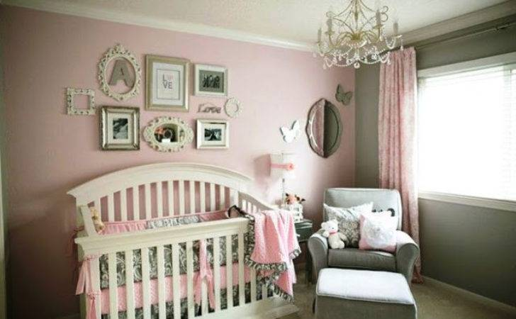 Wall Paint Color Baby Girl Room