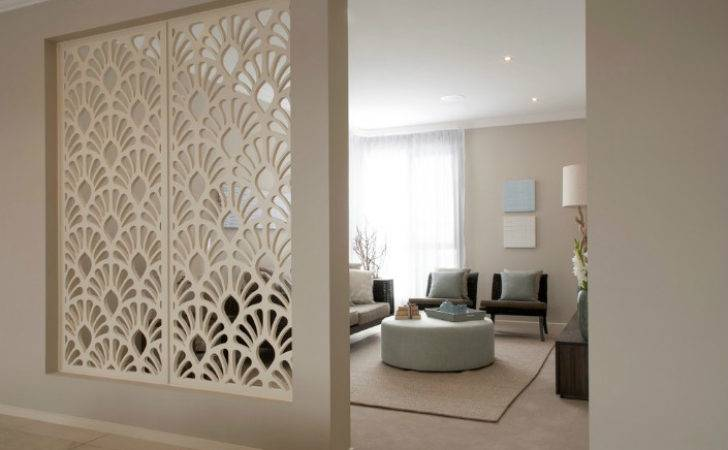 Wall Screen Divider Living Room