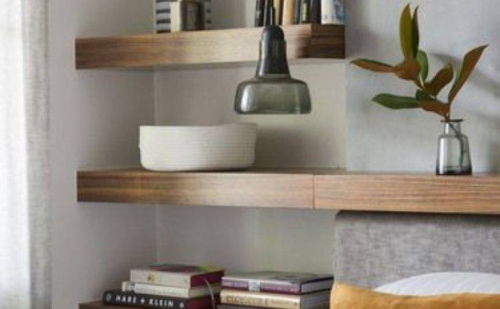 Wall Shelves Bedrooms