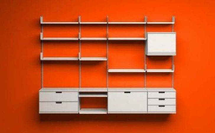 Wall Shelves Hung Shelving Systems Mounted