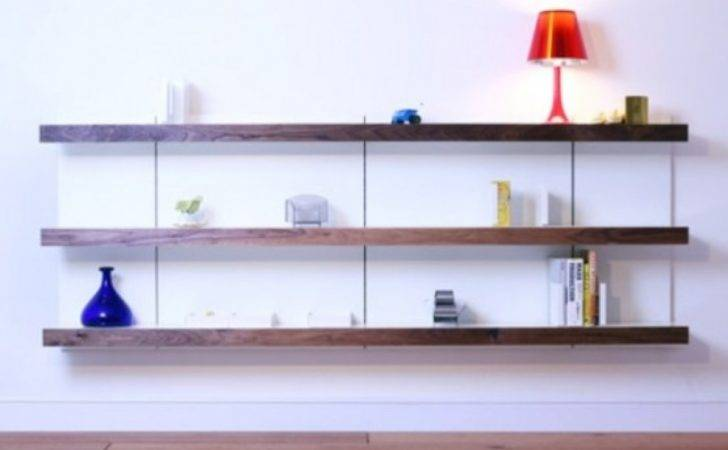 Wall Shelves Modern Shelving Systems