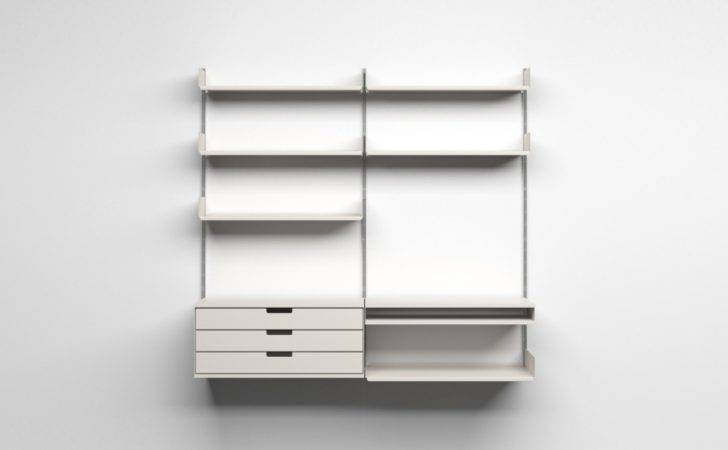 Wall Shelves Mounted Shelving Systems