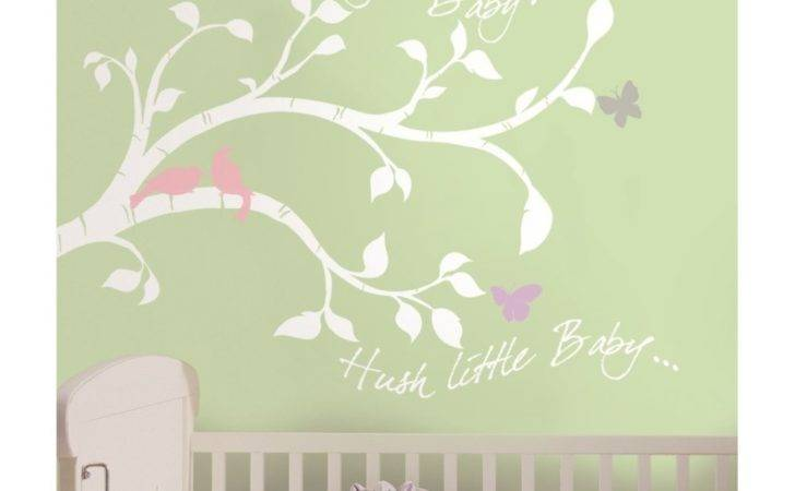 Wall Stickers Girls Bedrooms Decorate House