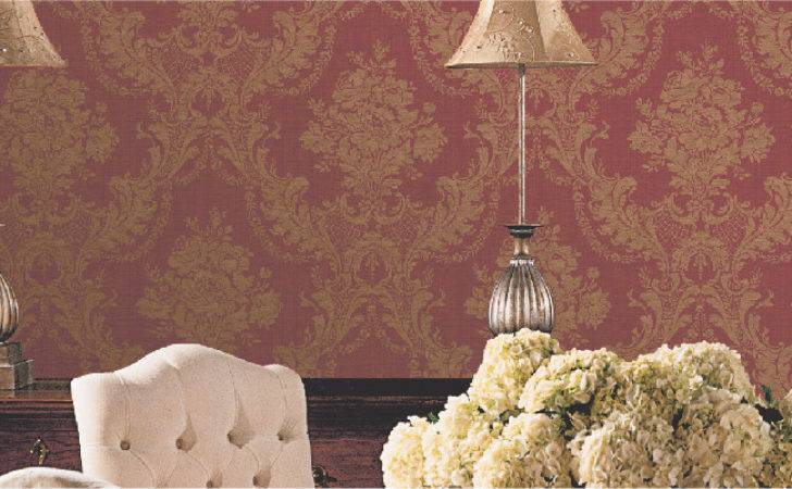 Wallcoverings Heritage Blinds