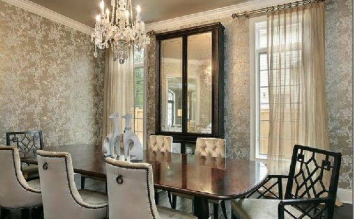 Walls Inspiration Dining Room