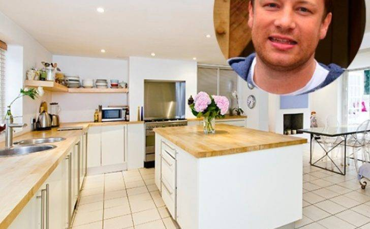 Want Own Jamie Oliver Kitchen London Property