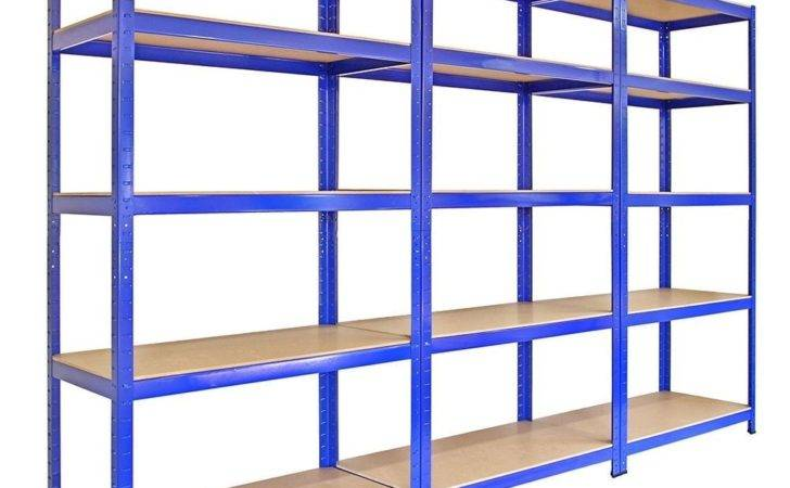 Warehouse Shelving Racking Units Storage Systems