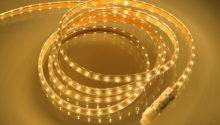 Warm White Led Flat Rope Light Lights Fun