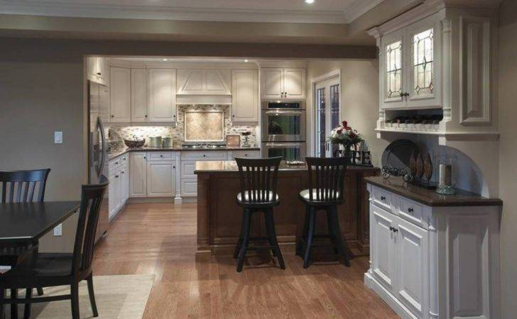 Waterloo Open Concept Custom Detailed Kitchen Design