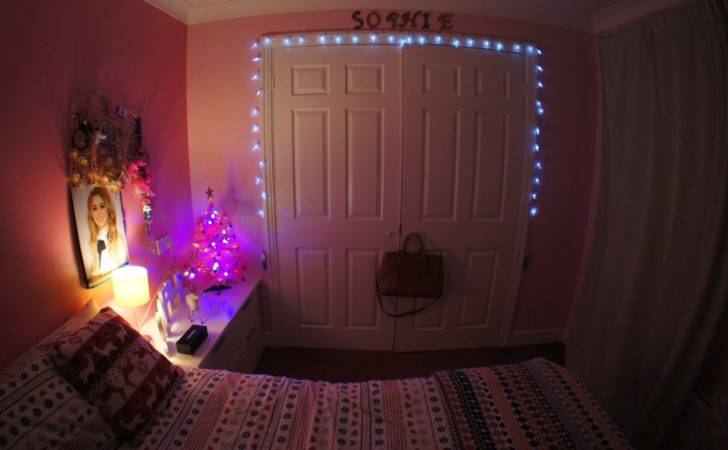 Ways Decorate Your Bedroom Fairy Lights Room Decor